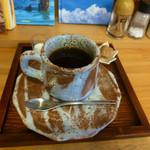 カフェ山小や - コーヒー