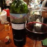 21186072 - アルゼンチンワインとカウンター