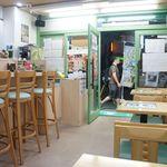 森乃園カラオケ茶屋 - カウンター席ができていました!