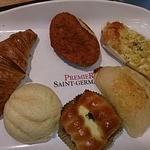 プルミエ サンジェルマン - 料理写真:パン