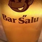 21188899 - 生ビールはプレモル(390円)。