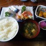 大漁寿司 - 料理写真:刺身定食