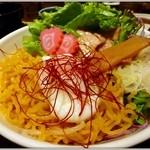 個室×食べ放題 海鮮炉端 産地直送北海道 - ラーメンサラダ