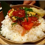 個室×食べ放題 海鮮炉端 産地直送北海道 - 海鮮丼