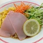 スガキヤ - 料理写真:冷やしラーメン  490円