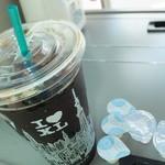 21194330 - アイスコーヒー XLサイズ 320円 【 2013年9月 】