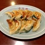 元祖十八番 - 餃子 ¥400 × 2