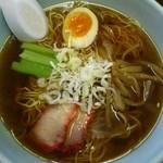 わかみや - 料理写真:ラーメン600円