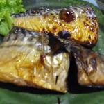 宿呂久 - 再訪9月 焼き鯖