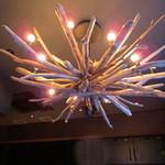 カフェゴーサンブランチ - 素敵な照明