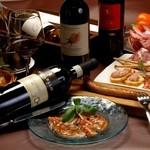 ベイビーズ ブレス - ワインリストも魅力的な価格とセレクトでご用意しています