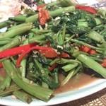 タイレストラン ブアールアン - ・パッパクブン