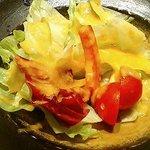 洋食 おかもと - サラダ