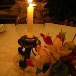 リヴァデリエトゥルスキ - 素敵なテーブル花