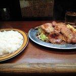 カレーショップ桐島屋 - 焼肉ランチ