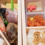 美濃吉 - 大原 2100円 二段弁当