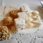 ミッシェル ナカジマ - 小菓子 マシュマロはクランベリー入りでふわふわ