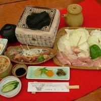 きじや - (通年)きじ刺し付 きじ炭焼コース ¥3,000