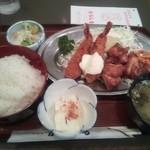 21202743 - 日替りサービス定食¥750