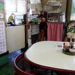 清和亭 - 厨房方向