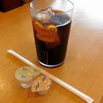 ペッパーランチ - ....「アイスコーヒー」が薄くて、兎に角マズイ。。