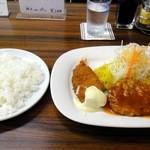 インペリアル - 2012.9日替りランチ
