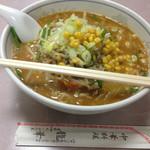 龍華 - 味噌ラーメン(600円)