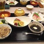 Nihonryourifuji - コース料理