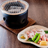 Mumeiya - 料理写真:自分が好きなあぶり加減で食べられる『宮崎地鶏の塩焼き』