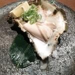 石慶 - 岩ガキ