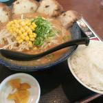 麺家一火 - 味噌