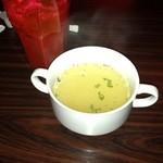 club MERCURY - スープ付き