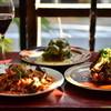 アームウッド コテージ - 料理写真:ペスカトーレとスペアリブ