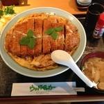ウッドペッカー - 東京カツ丼(大盛)
