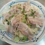 真田の里 - 豚バラポン酢
