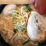 麺処たちばな - 信州白味噌