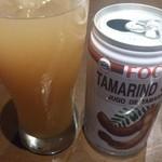 21216639 - ・タマリンドジュース 350円