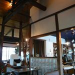 カフェ クウワ - 店内