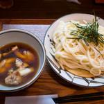 麺 銀三 - 鳥南蛮つけ麺
