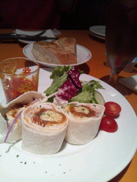 巴里食堂 4chome店 - ランチの前菜