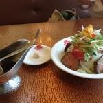 レストラン ケルン - ソースとホースラディッシュ
