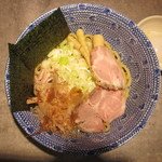 図星 - 温玉油SOBA(小盛り) 750円