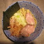 図星 - 油SOBA(小盛り) 700円