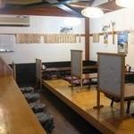ゆふいん大衆食堂くんちゃん - 座敷が多く、ゆっくり過ごせます。