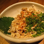 炉端 鶴 - 料理写真:とりかわ