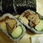 マイスター工房八千代 - 天船巻き寿司1本入りは480円♪
