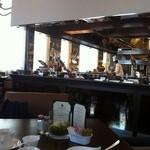 ラ ベデュータ - 朝食時の店内