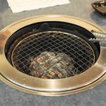 秋元 - 2013.8 炭を模したグリラー