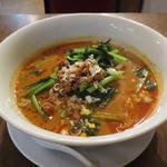 羅山 - 担々麺