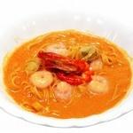 ナポリの食卓 - 料理写真:エビとホタテのトマトクリーム